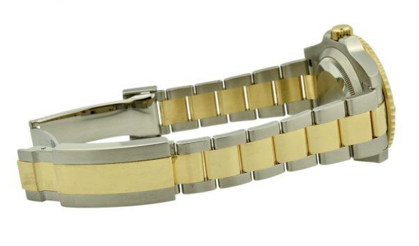 rolex submariner gold clasp