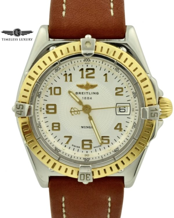 Breitling lady wings d67050