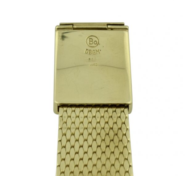 breitling vintage gold clasp