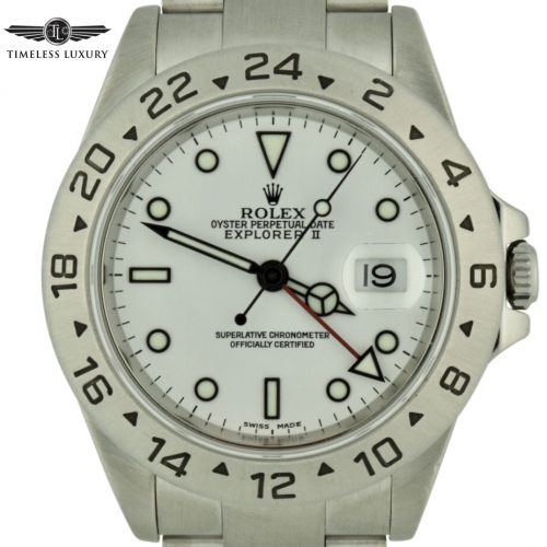 2000 Rolex Explorer 16570 for sale atlanta