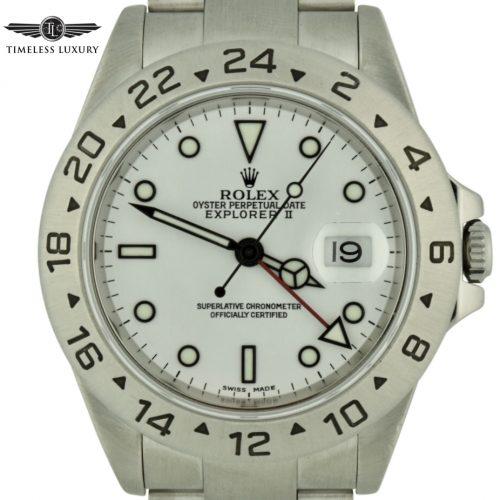 2000 Rolex Explorer 16570 for sale atlanta