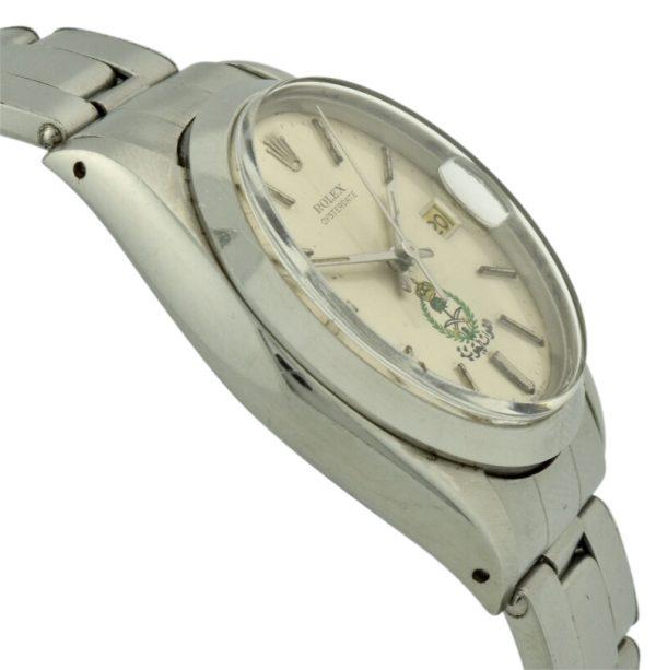 rolex 6694 saudi dial watch