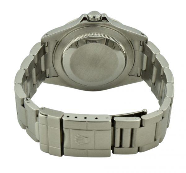 rolex 16570 steel clasp