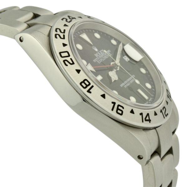 rolex 16570 black dial