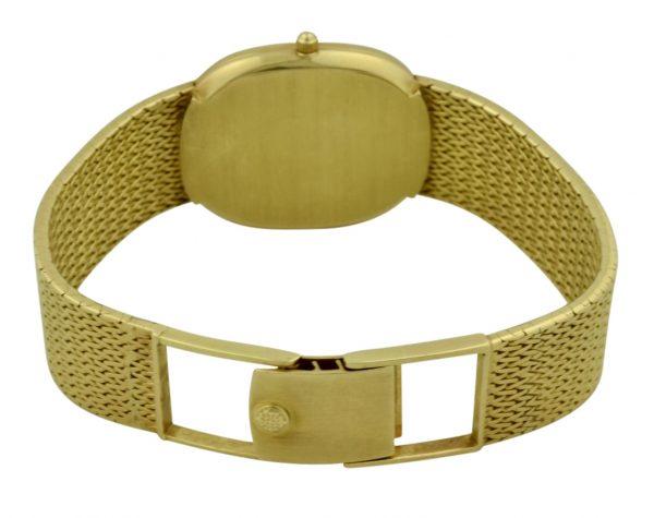 patek philippe gold clasp