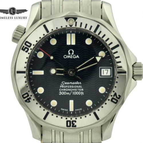 omega seamaster midsize automatic