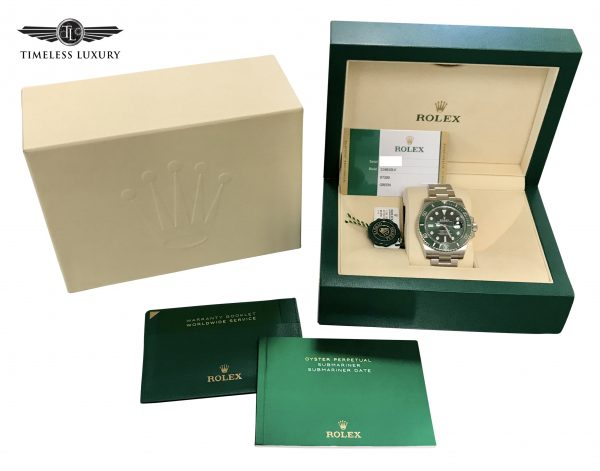 new rolex submariner hulk for sale