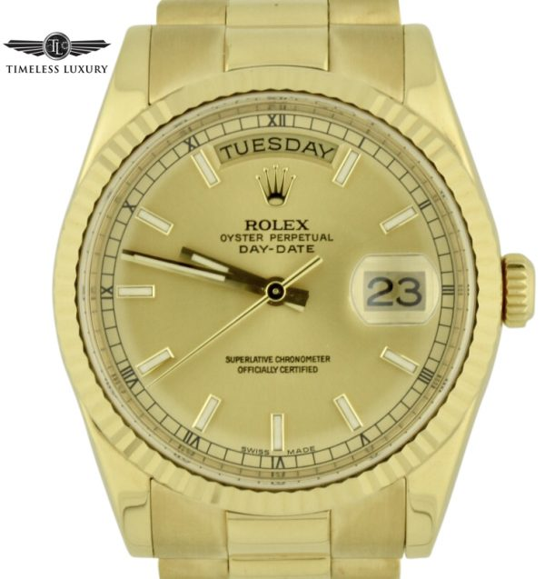 2006 rolex day date president 36mm for sale