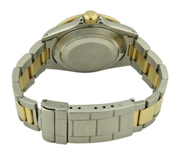 rolex 16613 steel clasp