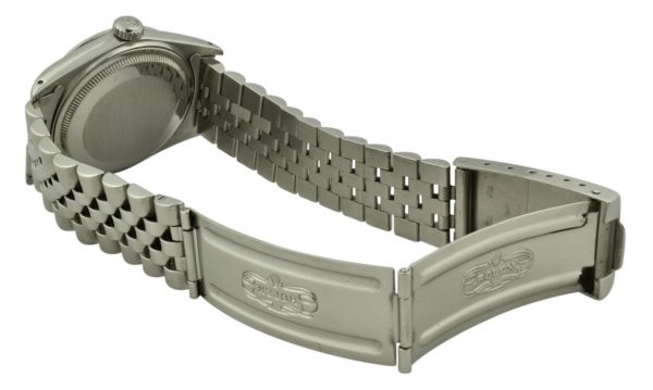 rolex datejust stainless steel clasp