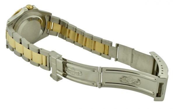 rolex 16713 steel clasp