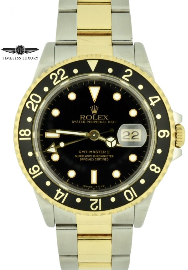 1990 Rolex GMT Master 16713 for sale