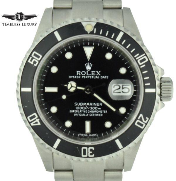2006 rolex submariner 16610T