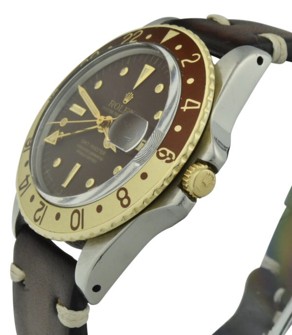 1974 rolex 1675 rootbeer for sale