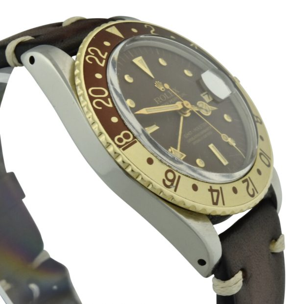rolex gmt master rootbeer