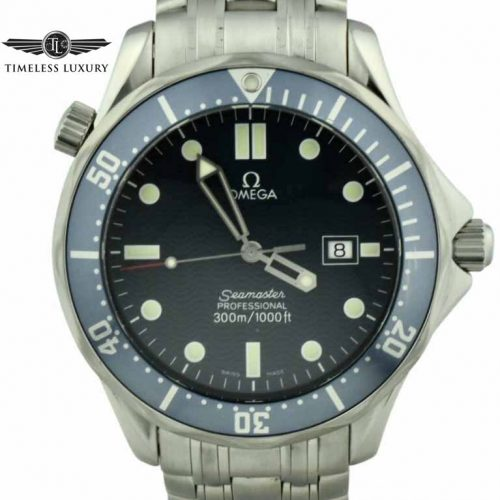 Omega seamaster professional 300m quartz watch