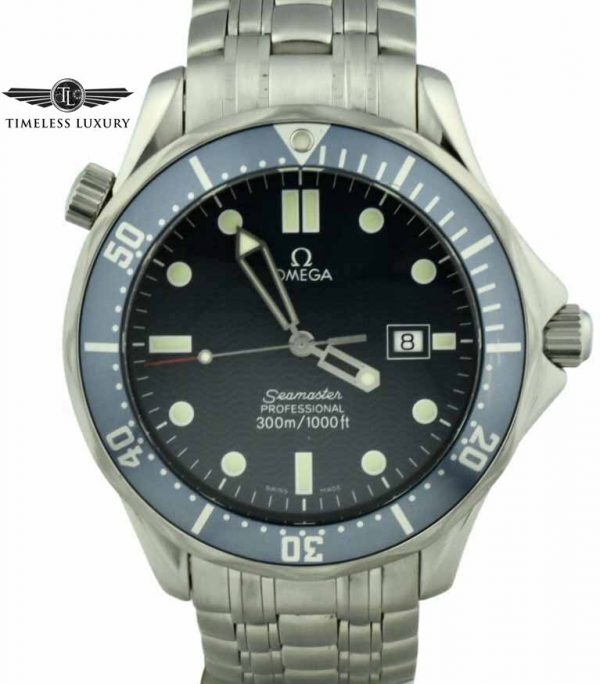 Omega seamaster professional 300m quartz watch