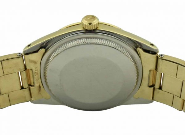 IMG 0364 600x437 - Rolex Oyster Perpetual Date 34mm