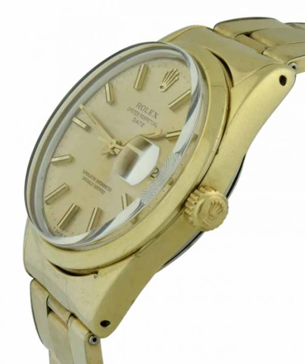 IMG 0375 600x717 - Rolex Oyster Perpetual Date 34mm