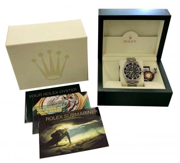 2006 rolex submariner no date 14060m for sale