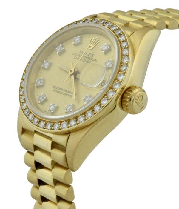 IMG 0478 600x700 - Ladies Rolex President 26mm