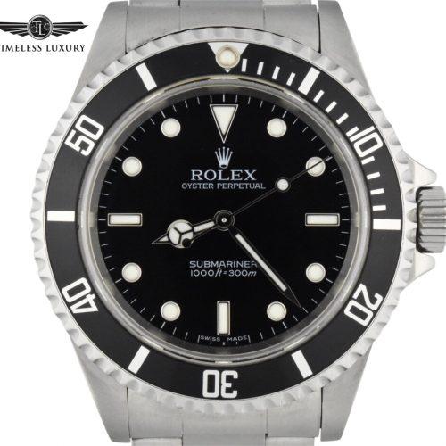 2006 rolex submariner 14060m