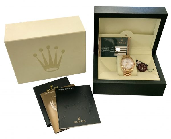 2007 rolex president for sale