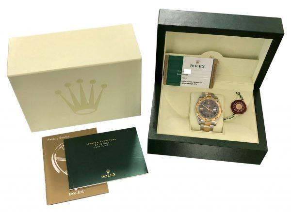 Rolex datejust 41mm slate Wimbledon dial for sale