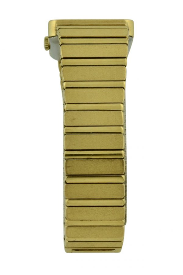 girard perregaux gold plated band