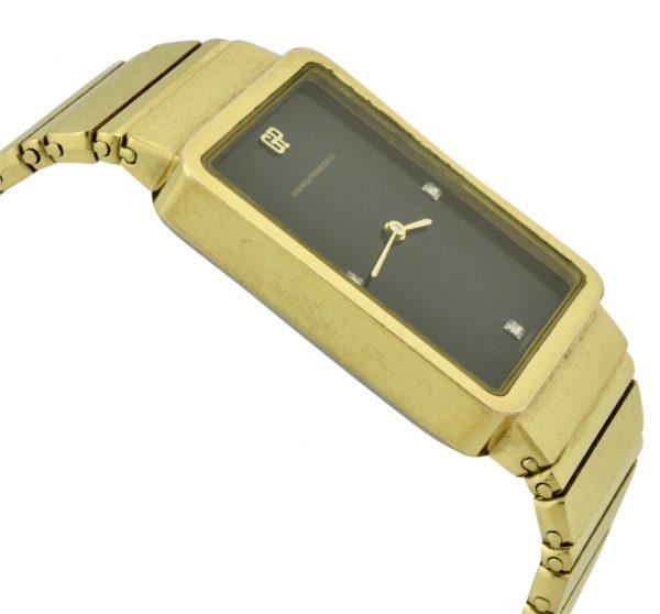 Girard perregaux gold plated manual wind watch