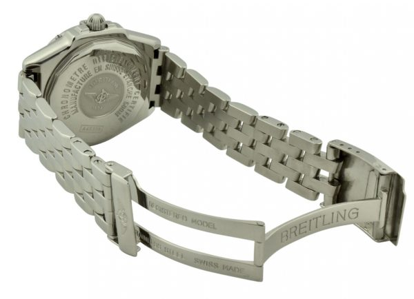 breitling steel clasp