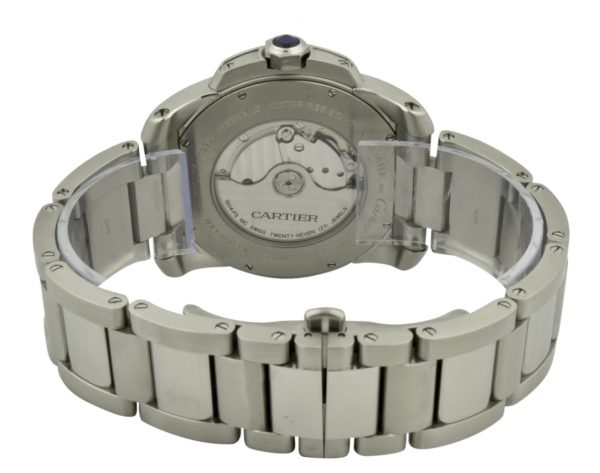 cartier calibre case back