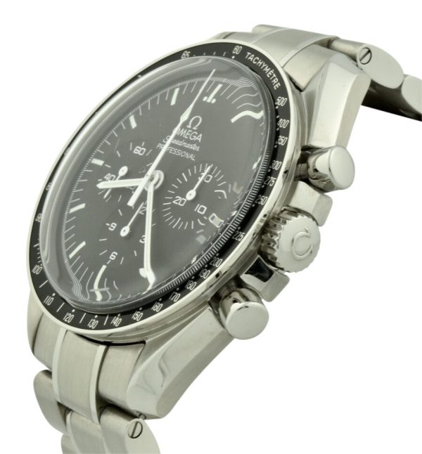 omega speeadmaster moonwatch Manual wind