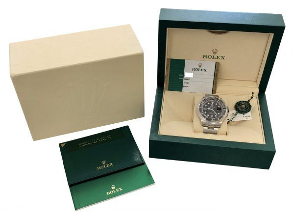 2019 rolex sea dweller 50th anniversary 126600 for sale