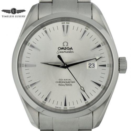 Omega seamaster Aqua terra 25023000