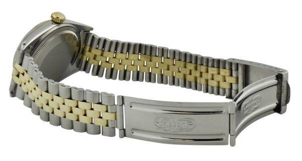 rolex 1601 steel clasp