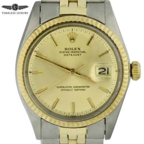 1973 Rolex Datejust 1601