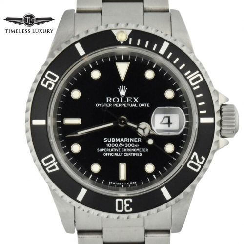 1995 mens rolex submariner date
