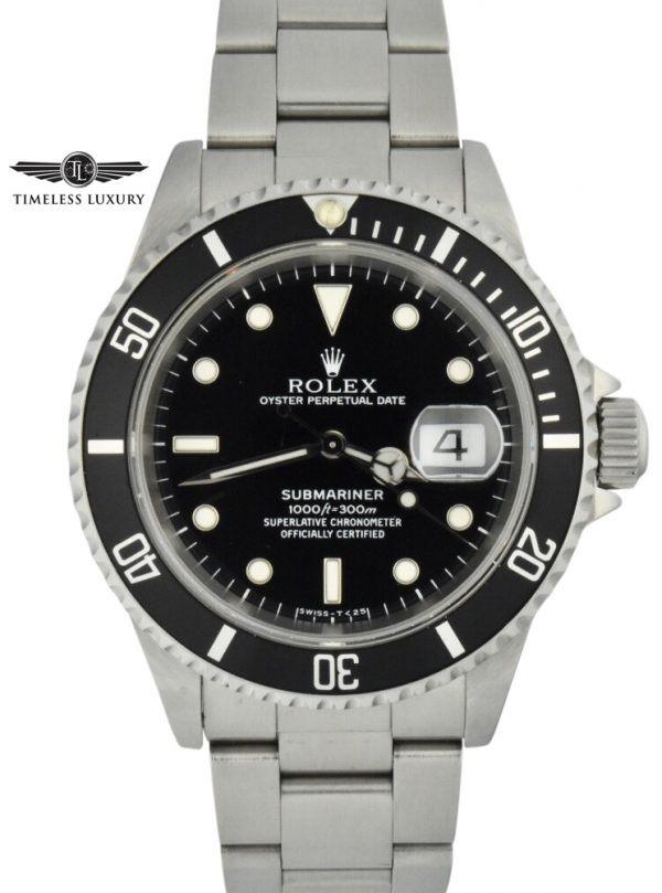 1995 mens rolex submariner date