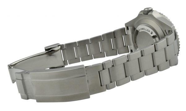 rolex 126600 steel band