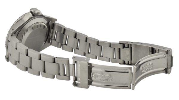 rolex submariner steel clasp