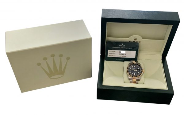 2007 rolex gmt master II 116713ln for sale