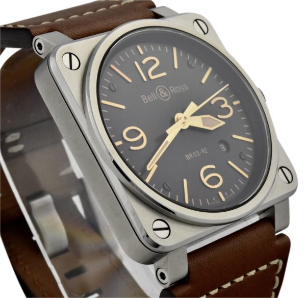 bell & ross golden heritage for sale