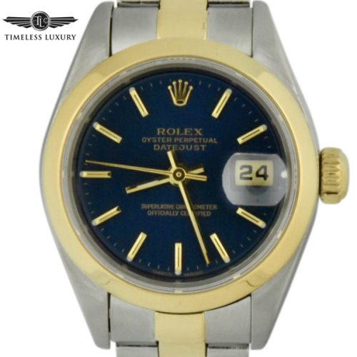 ladies rolex datejust 79163