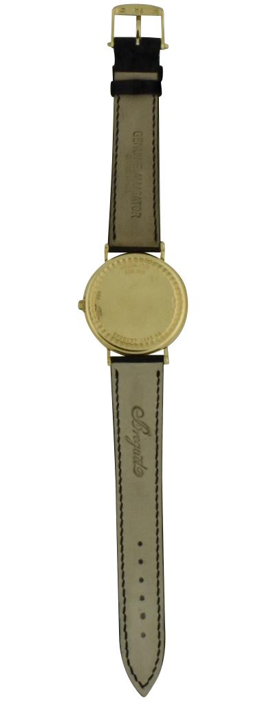Breguet classique gold case