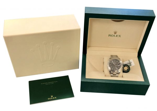 2019 rolex datejust 41 126300 for sale