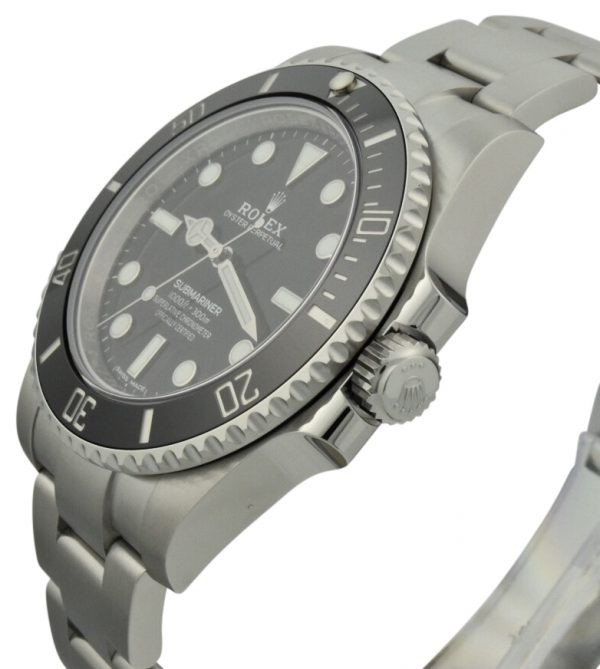 rolex submariner 114060 crown