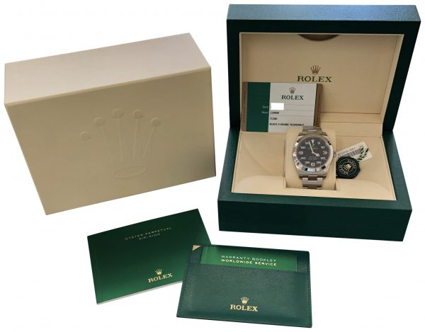 2018 rolex air king 116900 for sale