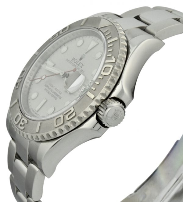 rolex yachtmaster 116622 crown