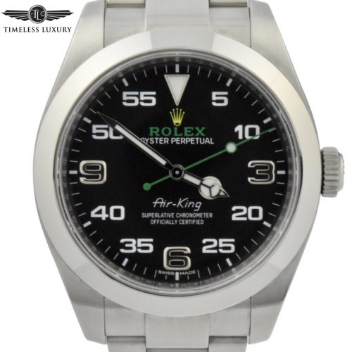 Rolex Air King 40mm
